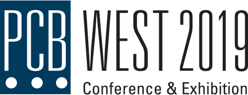 PCB West 2019 Grey Logo