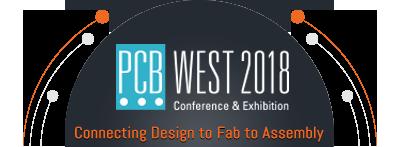 PCB West 2018 logo